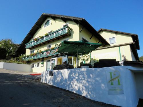 Hotel Residenz Hossinger
