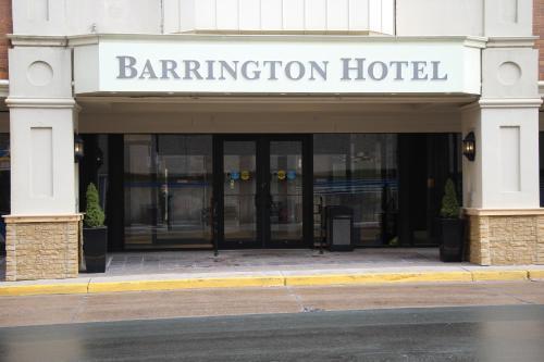 The Barrington Hotel - Halifax, NS B3J 3L6