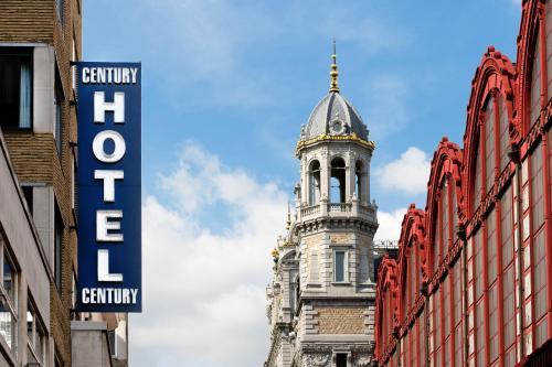 . Century Hotel Antwerpen Centrum