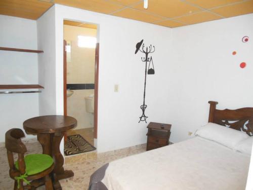 Hotel Chibchacum, Zetaquirá