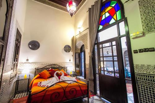 Bab Boujloud Double Room