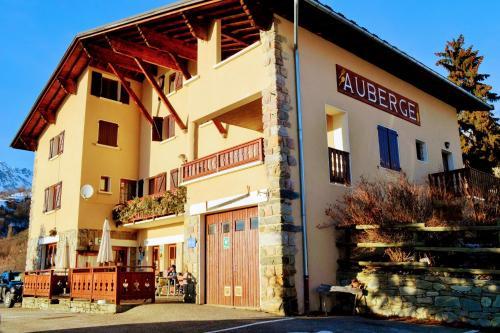 Accommodation in Valezan