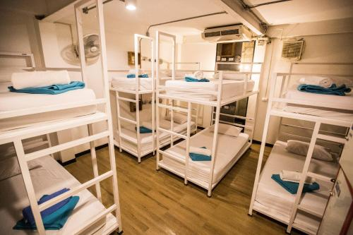 Private 8 Bed Mixed Dormitory