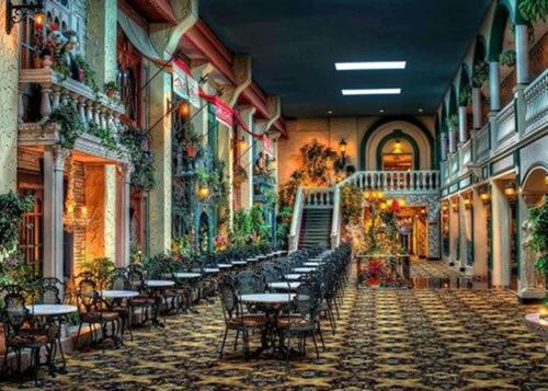 . Garden Place Hotel