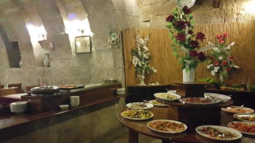 Guzelyurt Cappadocia Antique Gelveri Cave Hotel rezervasyon