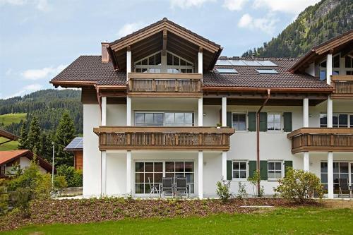 Ferienwohnung Beim Schofer - Apartment - Oberjoch-Hindelang