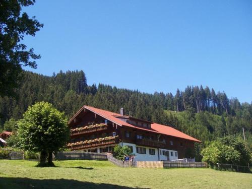 Ferienhof Beim Kemptar - Apartment - Oberjoch-Hindelang