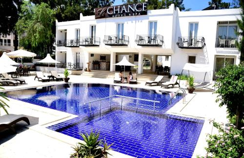 Bodrum City Le Chance Hotel & Spa
