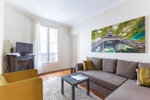 Charenton (1987) Apartment for 4 near Bastille by weekome