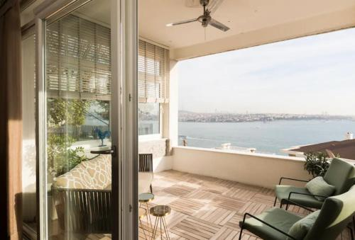 Istanbul Designer flat with gorgeous sea view in central Istanbul fiyat