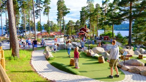 Leksand Strand Camping och Resort - Hotel - Leksand