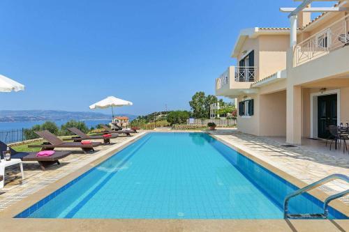 Villa Argostoli Bay