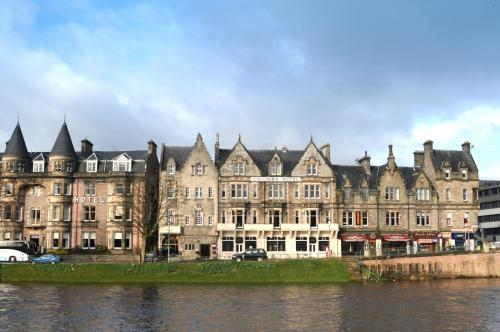 Columba Hotel Inverness By Compass Hospitality picture 1 of 30