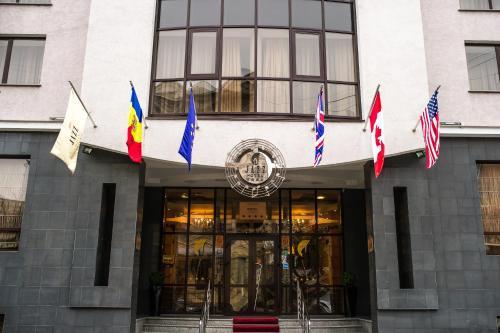 Jazz Hotel, Moldova