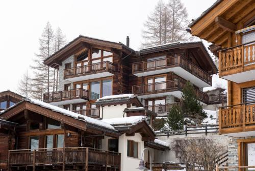 Haus Leytron Zermatt