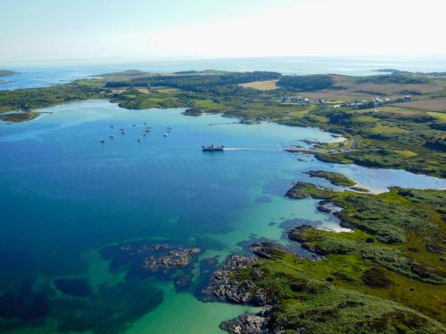 Isle Of Gigha Cottages