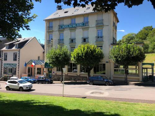 Accommodation in La Bourboule