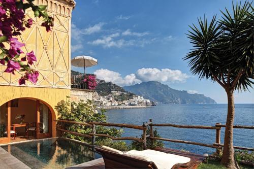 Hotel Santa Caterina 部屋の写真