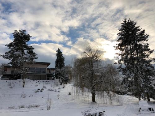 Haagalm Terrasse, Garten, St. Wendel
