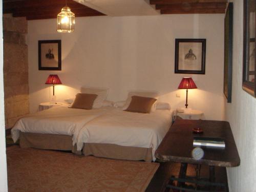 Habitación Doble Estándar - 1 o 2 camas - Uso individual Posada Real Castillo del Buen Amor 12