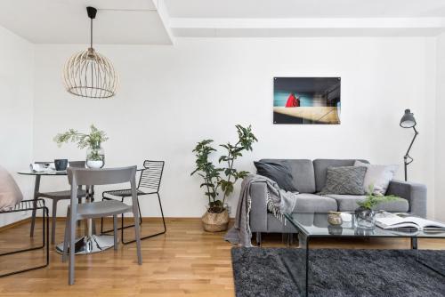 Bjørvika Apartments, Majorstuen Area, Oslo City Center West