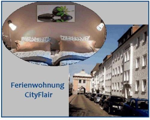 . Ferienwohnung CityFlair _ 32290