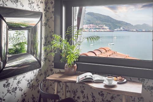 Habitación Doble con vistas al mar - 1 o 2 camas - Uso individual Ercilla Embarcadero 3