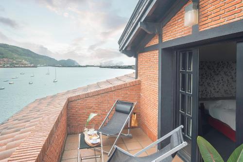 Habitación Doble con vistas al mar - 1 o 2 camas - Uso individual Ercilla Embarcadero 4