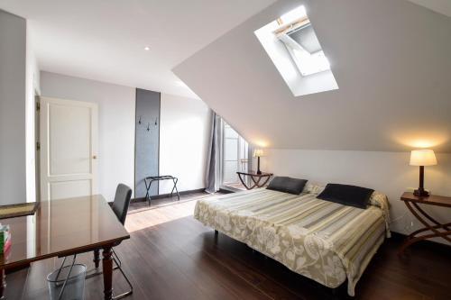 Doppel-/Zweibettzimmer mit Meerblick - Einzelnutzung Villa Antumalal B&B 1