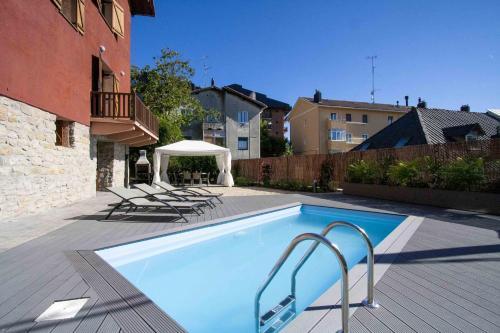 HotelBasqueVillas | Villa Oasis