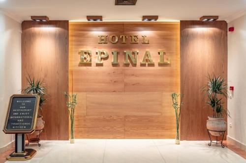 Hotel Epinal - Spa & Casino