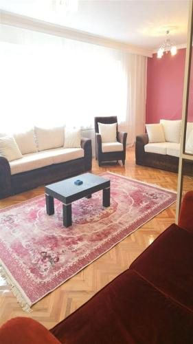 Istanbul 3+1 Cozy Apartment │ Central Location tek gece fiyat