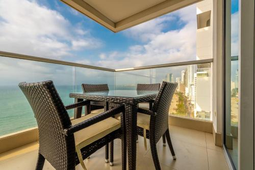 HotelEdificio Palmetto Beach Apto 1702