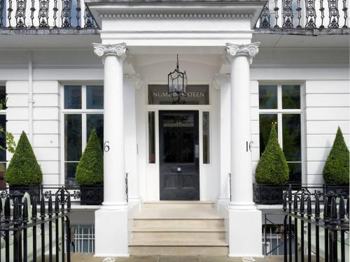 16 Sumner Place, South Kensington, London, England, United Kingdom, SW7 3EG.