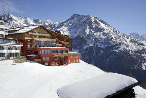 Hotel Alpenfriede Sölden