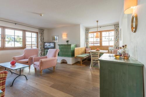 Haus Elisabeth - Apartment - Obergurgl-Hochgurgl