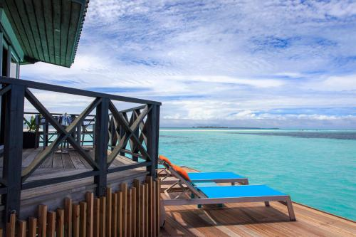 Kuredu Island Resort Spa In Maldives