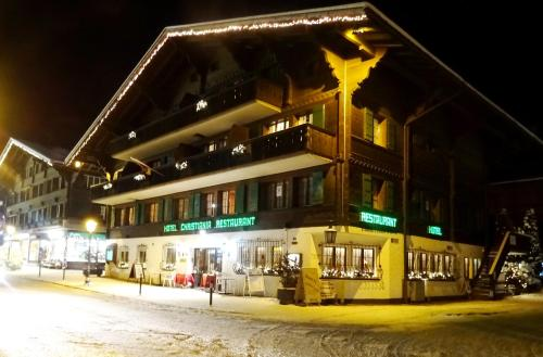 Hotel Christiania Gstaad Gstaad