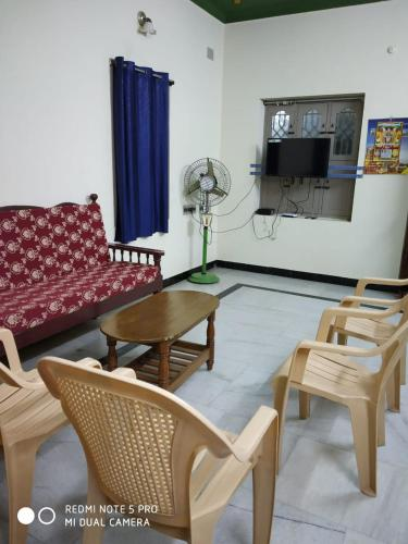2BHK House, near ECR&Airport, Pondy