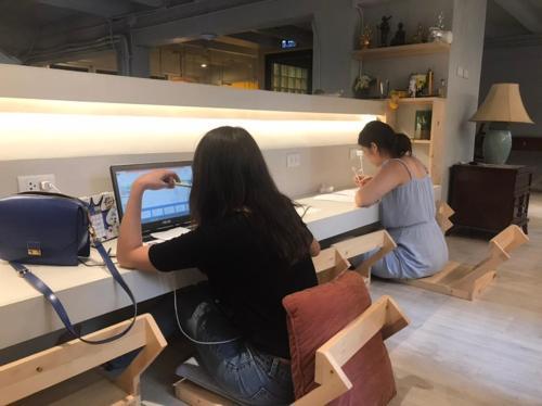 Kinnon Deluxe Hostel Coworking Cafe photo 70