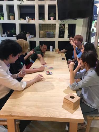 Kinnon Deluxe Hostel Coworking Cafe photo 85