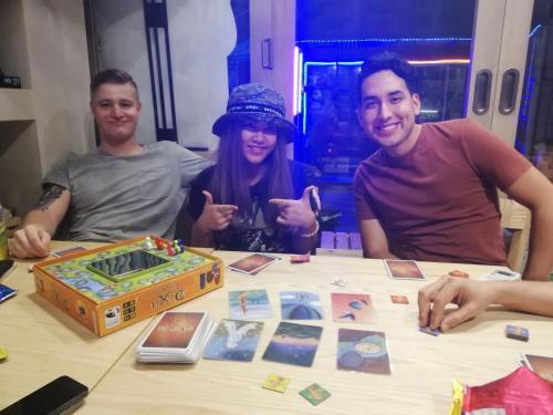 Kinnon Deluxe Hostel Coworking Cafe photo 87