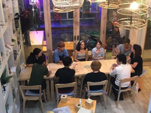 Kinnon Deluxe Hostel Coworking Cafe photo 90