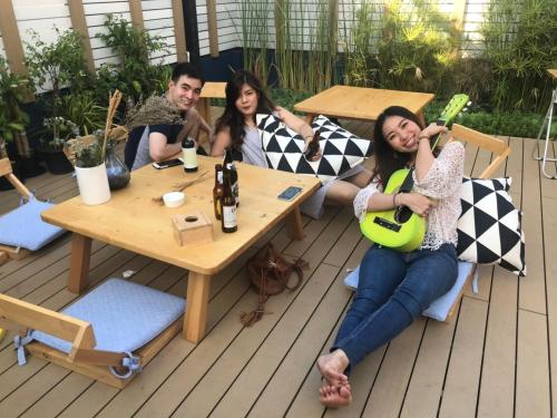 Kinnon Deluxe Hostel Coworking Cafe photo 104