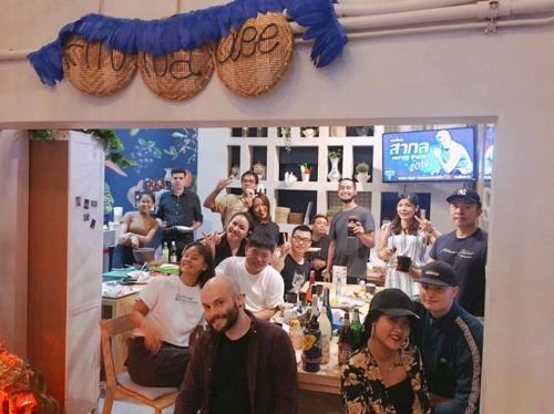Kinnon Deluxe Hostel Coworking Cafe photo 110