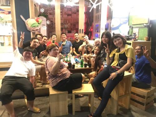Kinnon Deluxe Hostel Coworking Cafe photo 111