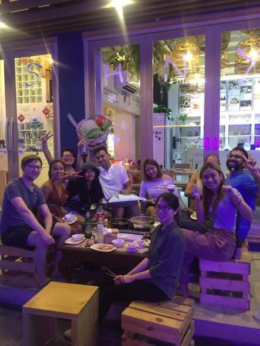 Kinnon Deluxe Hostel Coworking Cafe photo 121