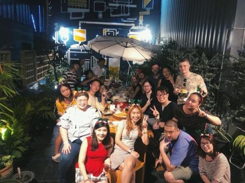 Kinnon Deluxe Hostel Coworking Cafe photo 123
