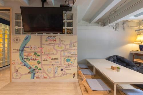 Kinnon Deluxe Hostel Coworking Cafe photo 132