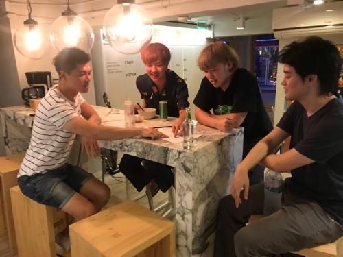 Kinnon Deluxe Hostel Coworking Cafe photo 134